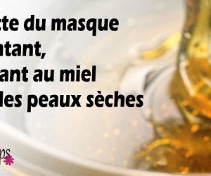 <h1>Masques maison pour le visage au miel</h1>