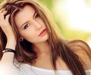 Masque capillaire à l'huile d'amande douce pour hydrater les cheveux secs