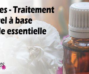 Dartre –Traitement naturelcontre les dartres à base d'huile essentielle