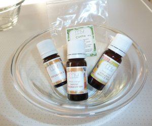 Gel douche maison hydratant vanille et bois de rose