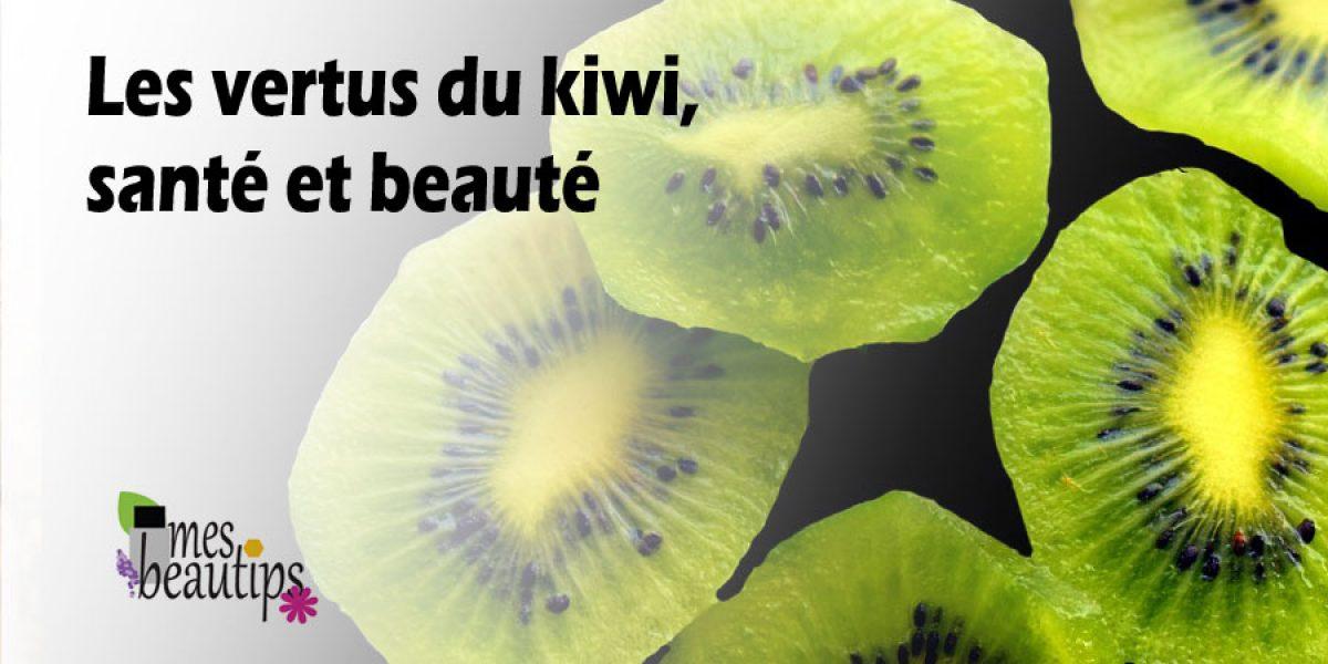 Masque Kiwi Maison Antioxydant Pour Le Soin De Votre Visage