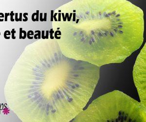 Masque au kiwi fait maison antioxydant pour le visage