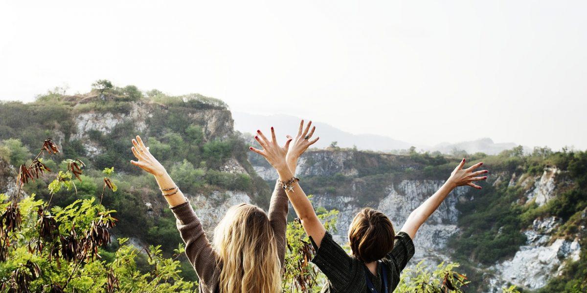 Etre belle et naturelle en voyage