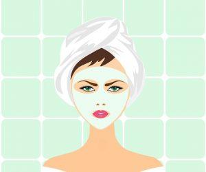 3 masques hydratants pour le visage fait maison à l'avocat