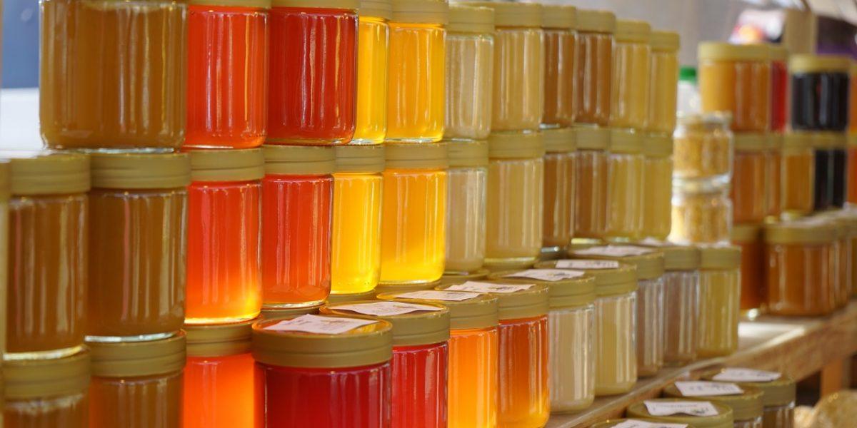 Masques pour le visage hydratants miel, amande et avocat