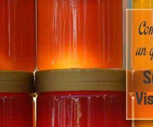 Gommage maison pour le visage au sucre et au miel